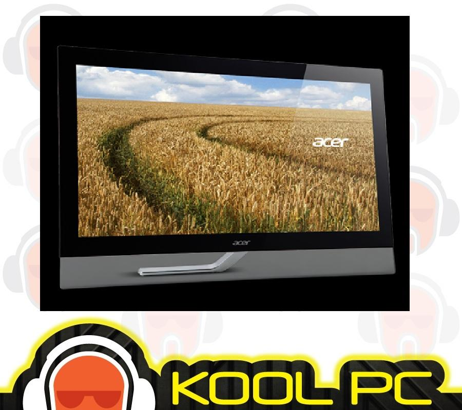 Acer T232HL 23� Full HD (1920 x 1080) 5 ms 250 cd/m� Touch Screen