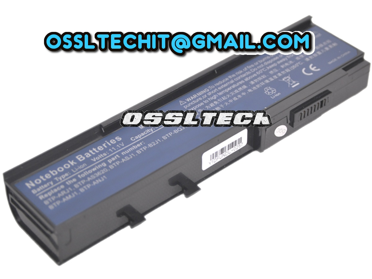 ACER TravelMate 3290 6291 2428 6292 6452 6293 6492 Laptop Battery