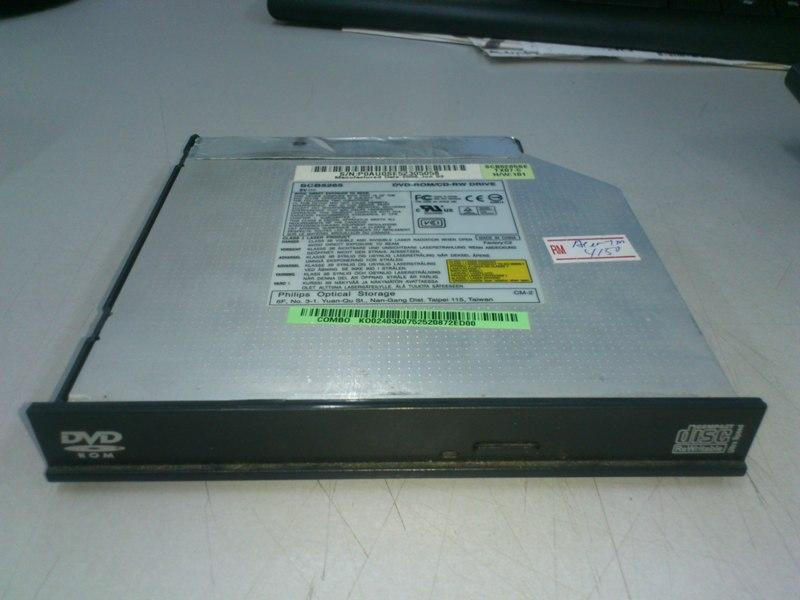 Acer TravelMate 4150 Notebook DVD-Combo Drive 110913