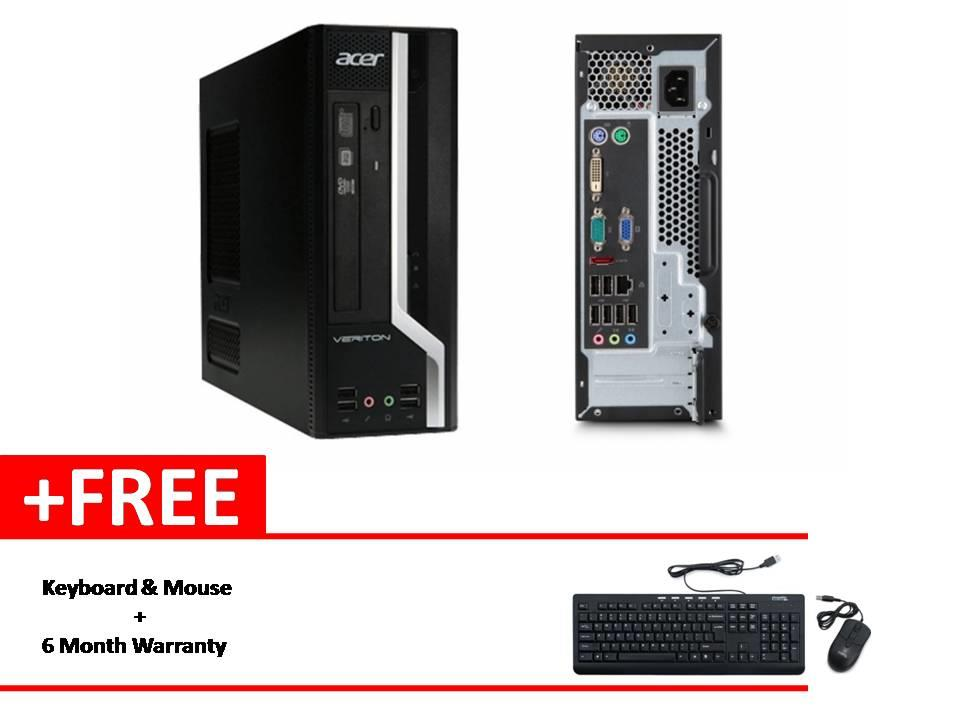 Acer Veriton X680G Core I5 Desktop Win 7