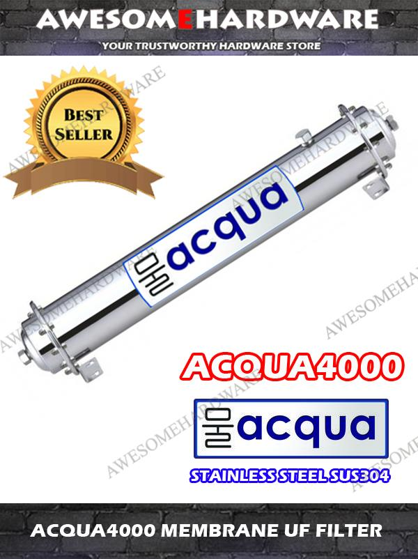 ACQUA KOREA ULTRA FILTRATION SYSTEM UF MEMBRANE FILTER WATER PURIFIER