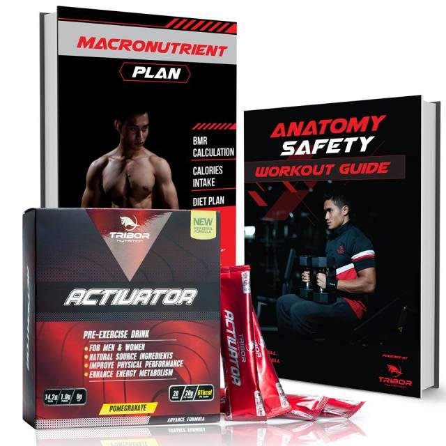 Activator Muscle Booster by Tribor Nutrition (Like MXT)