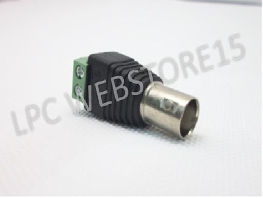 (Adaptor) BNC Socket (Screw Type)