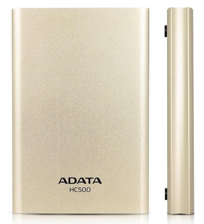ADATA 1TB HC500  External Hard Drive for TV & PC