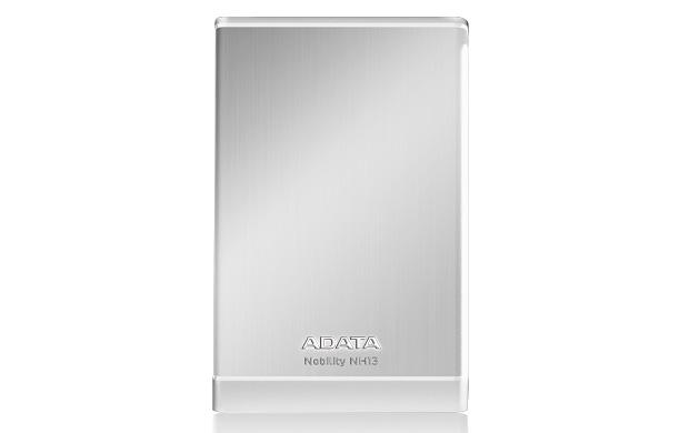 ADATA ELITE NH13 1TB USB 3.0 2.5 PORTABLE HARD DRIVE SILVER