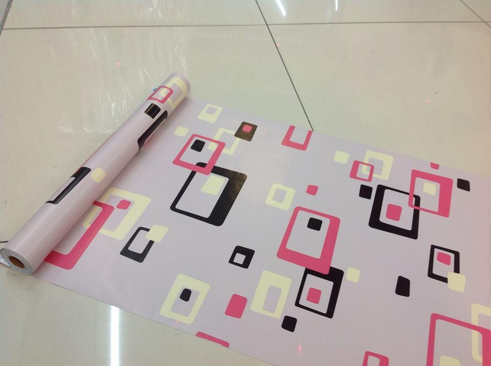 Self-adhesive PVC Wallpaper 118 - Special Offer - Ready Stock