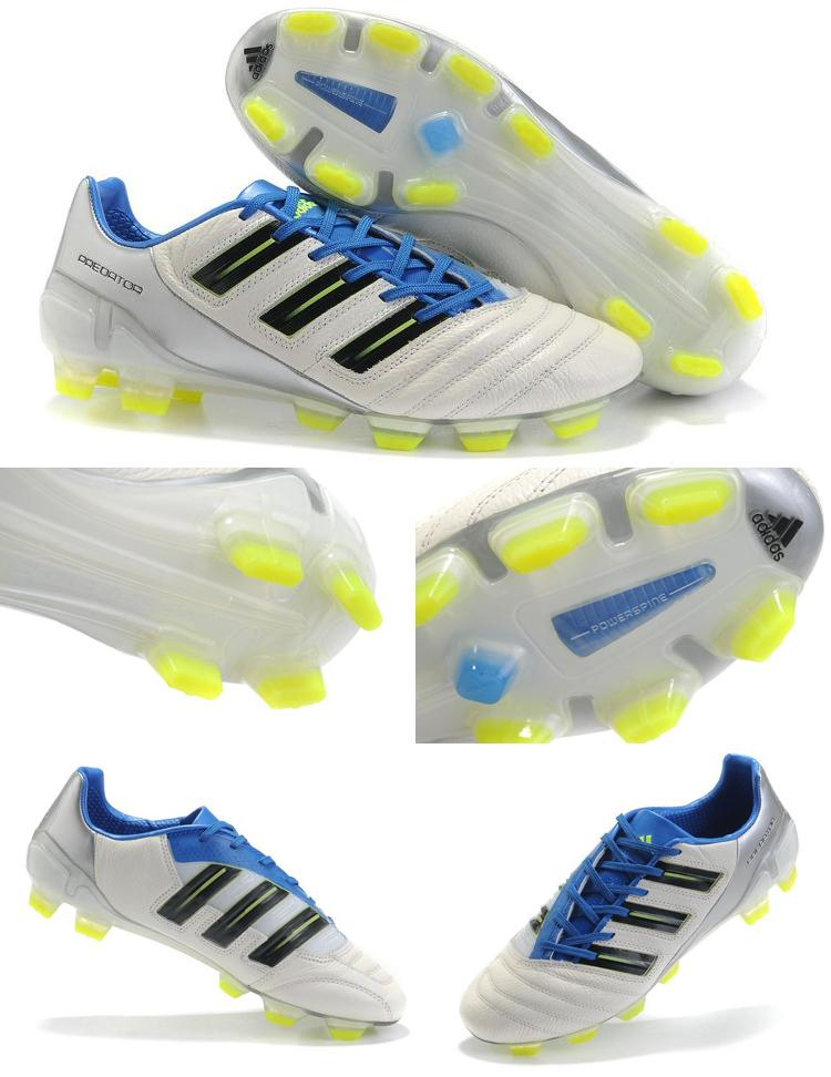 Predator Cleats 2011 Trx fg Cleats White 2011