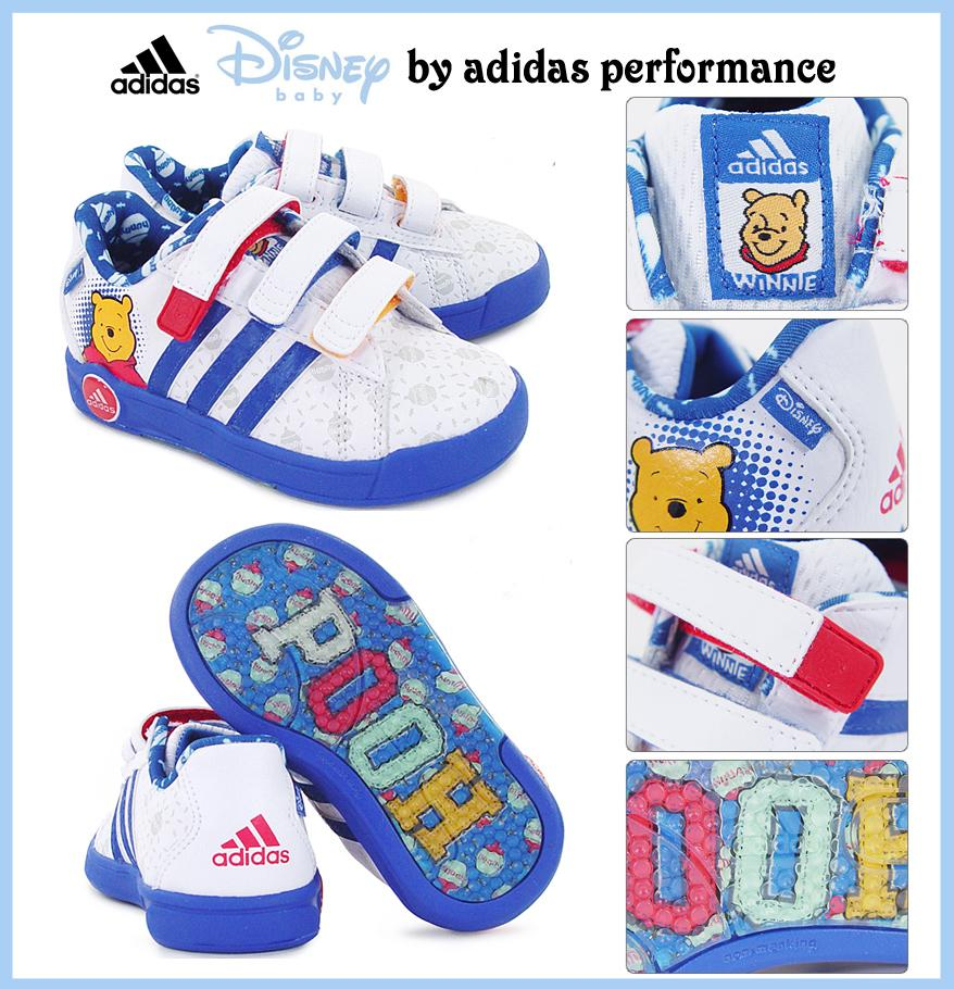 Adidas Winnie The Pooh Baby Shoes