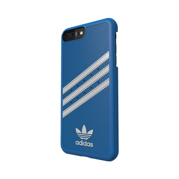 ADIDAS MOULDED CASE FOR IPHONE 7 PLUS - BLUEBIRD/WHITE