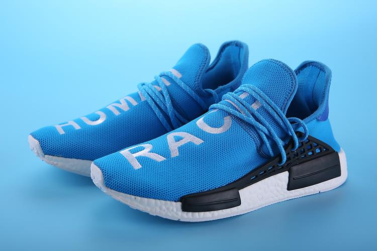 Adidas Shoes Human Race Blue