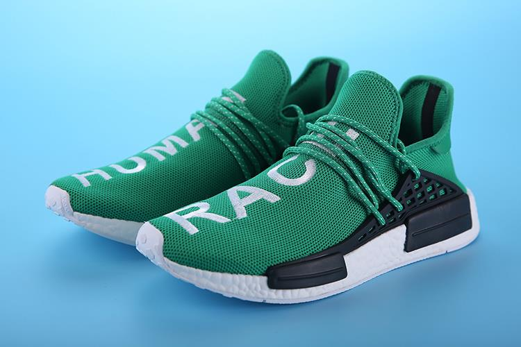 Adidas Shoes Human Race Green