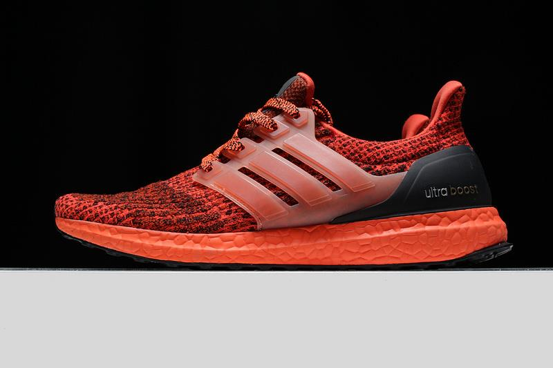 Adidas Shoes Ultra Boost 2017 Orange