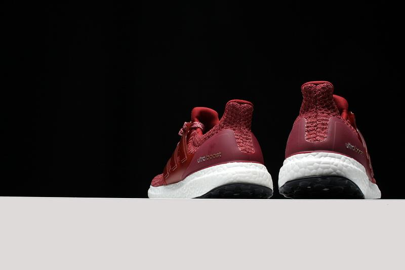 Adidas Shoes Ultra Boost 2017 Wine Red