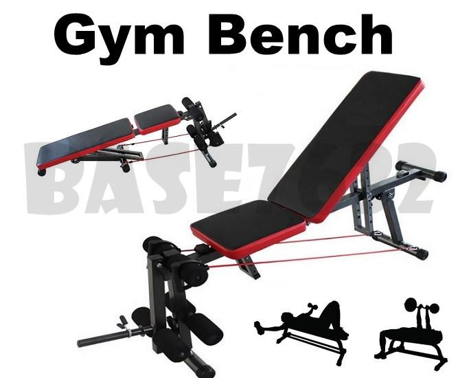 Adjustable  Sport Sports Gym ABS Exercise Sit Up Bench Fitness Chair