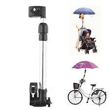 Adjustable Umbrella Holder For Stroller Bicycle Retractable