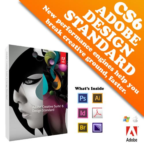 Buy Adobe Creative Suite 6 Design Standard code