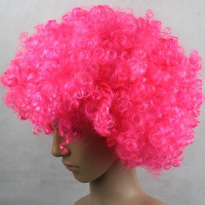 Afro Curly Clown Wig Hair Costumes