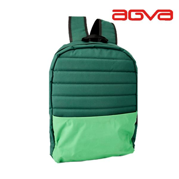 "AGVA 15.6"" Casual Backpack – Green (LTB228)"