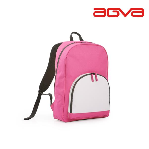 "AGVA 15.6"" Casual Backpack – Pink (LTB226)"