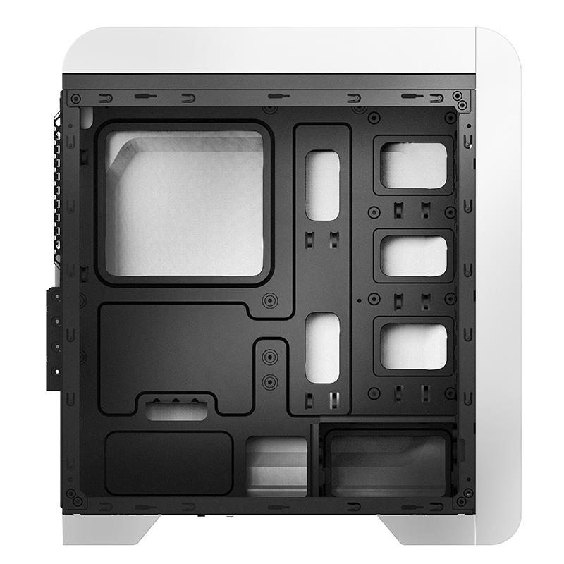 AIGO BLADE 2 CPU CASING - WHITE