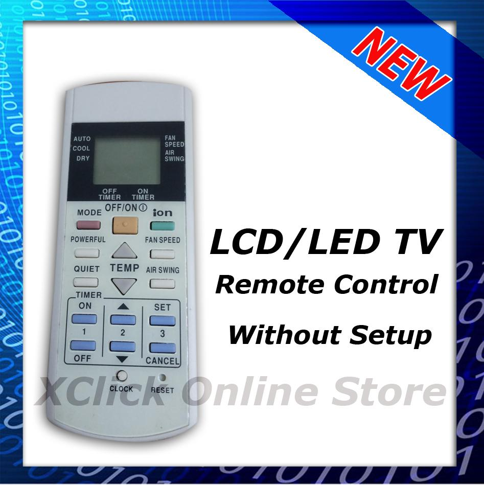 Air-cond Remote - Compatible for Panasonic