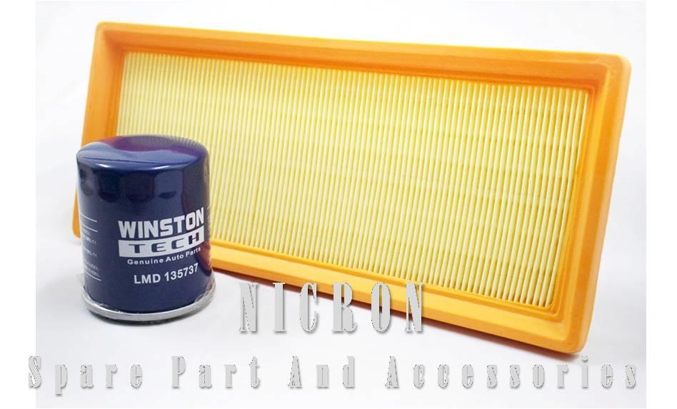 Air Filter + Oil filter(1set) - Proton Persona