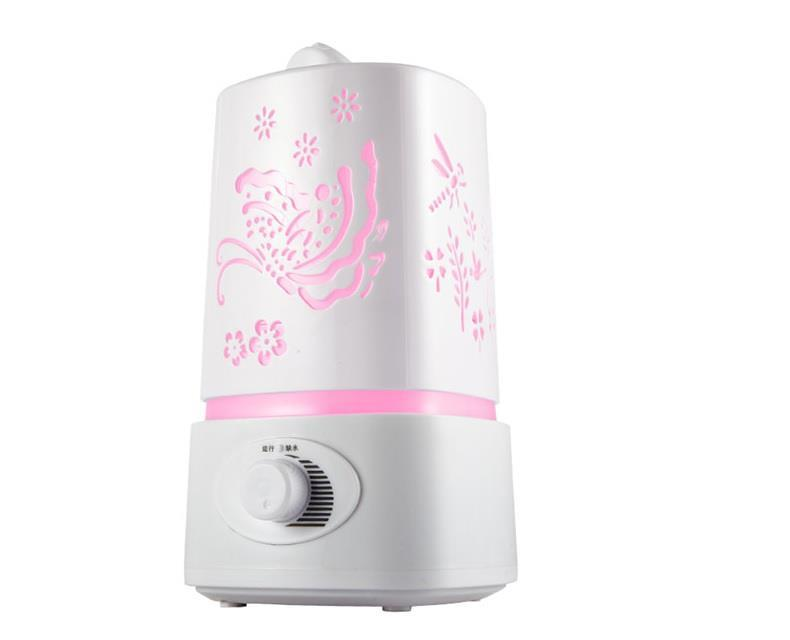 Air Humidifier,Air Purifier, Aromatic Therapy Machine (2L)