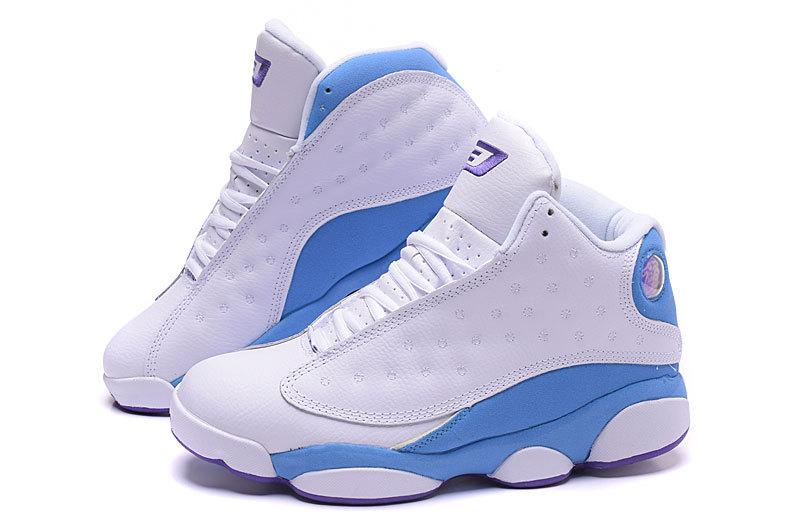Air Jordan 13 Retro White Blue  Euro 40-47