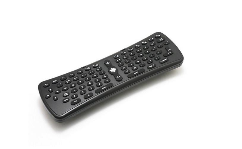 Air mouse wireless keyboard C120/T6 2.4GHz 6-axis Motion Sensing Fly