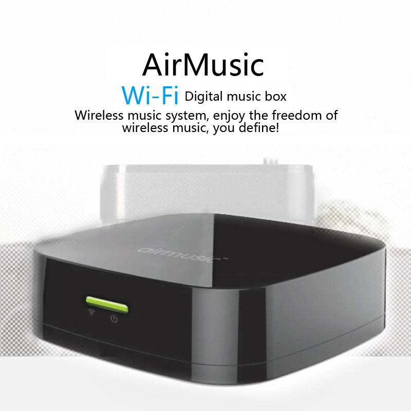 android airplay music player
