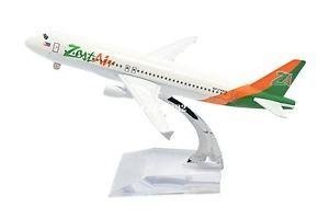Airplane Model Philippines Zest Air Airbus A320 Resin Simulation 47cm