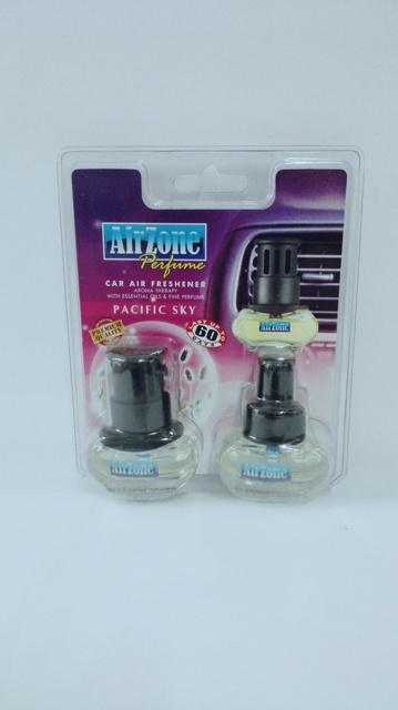 Airzone Car Perfume Promo pack 9ml (Pacific Sky)