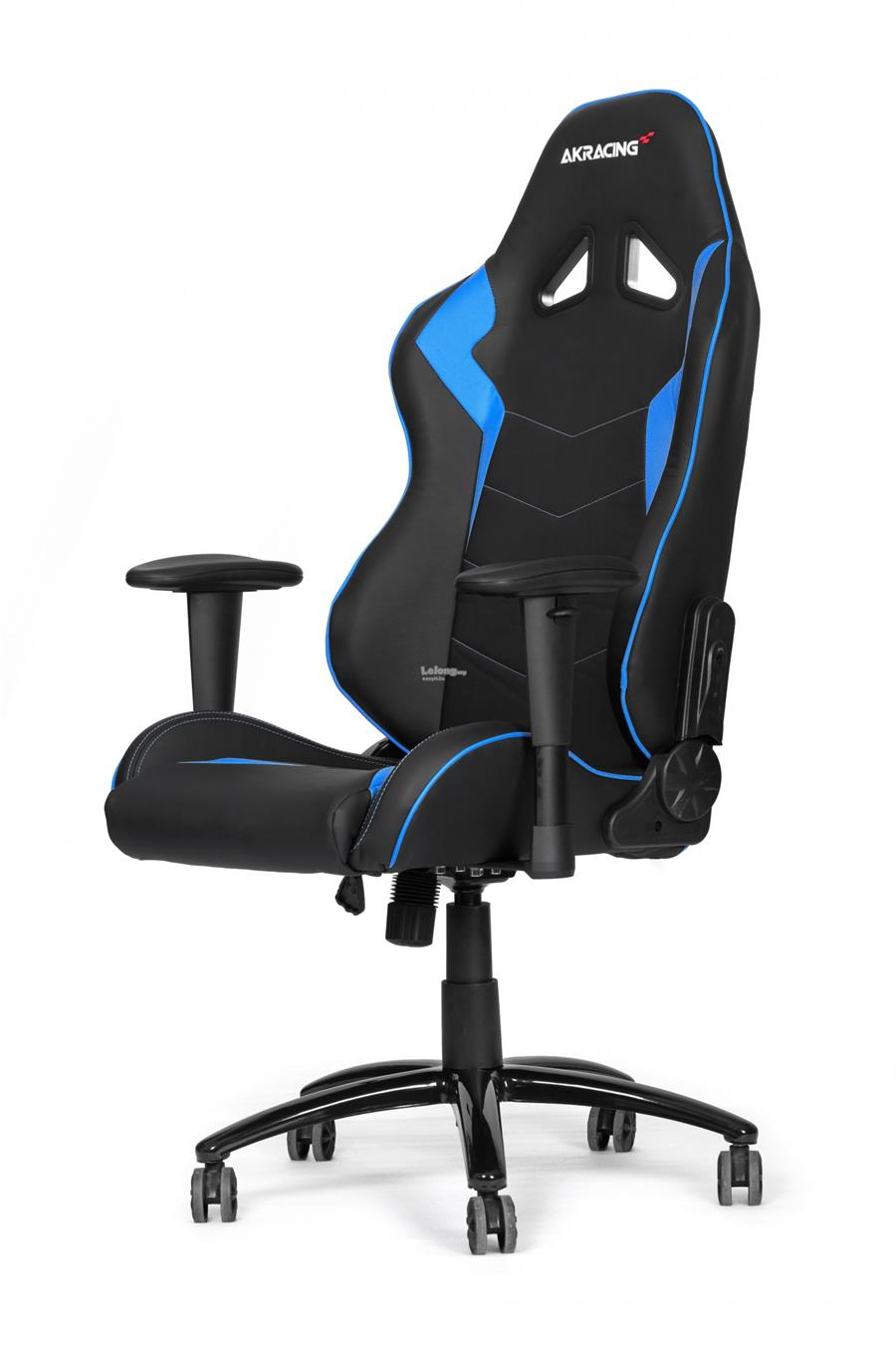 AKRACING OCTANE K702 GAMING CHAIR (PU LEATHER) BLACK + BLUE