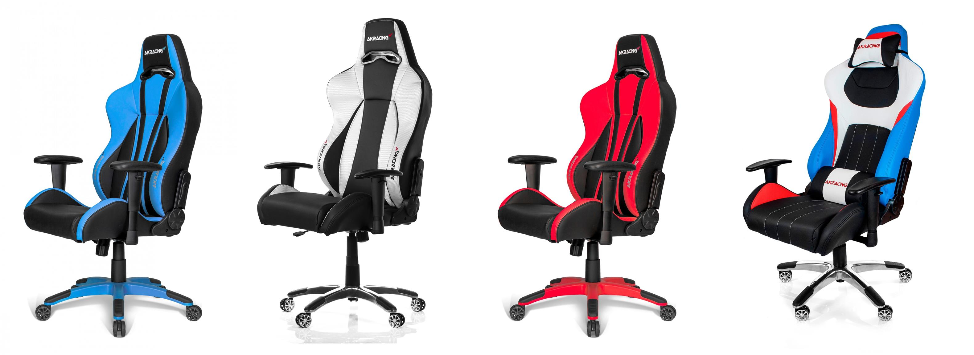AKRacing Premium Plus Series Gaming Chair