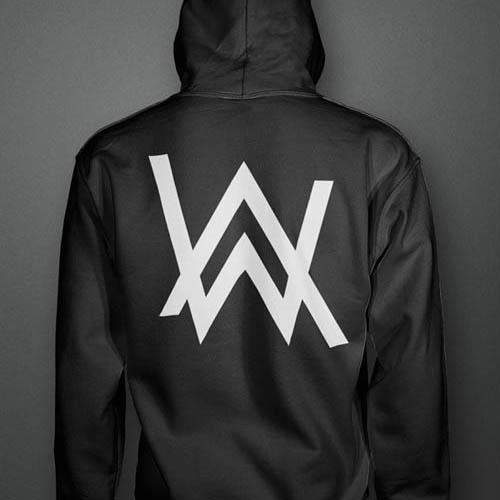 Alan Walker Logo Hooded Sweatshirt Hoodie