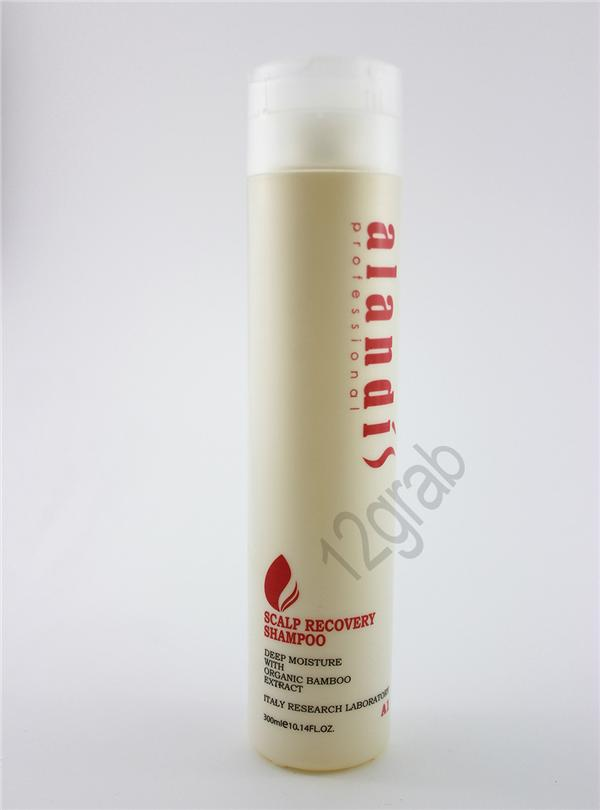 Alandis Professional Shampoo, Conditioner & Silkening Oil Package