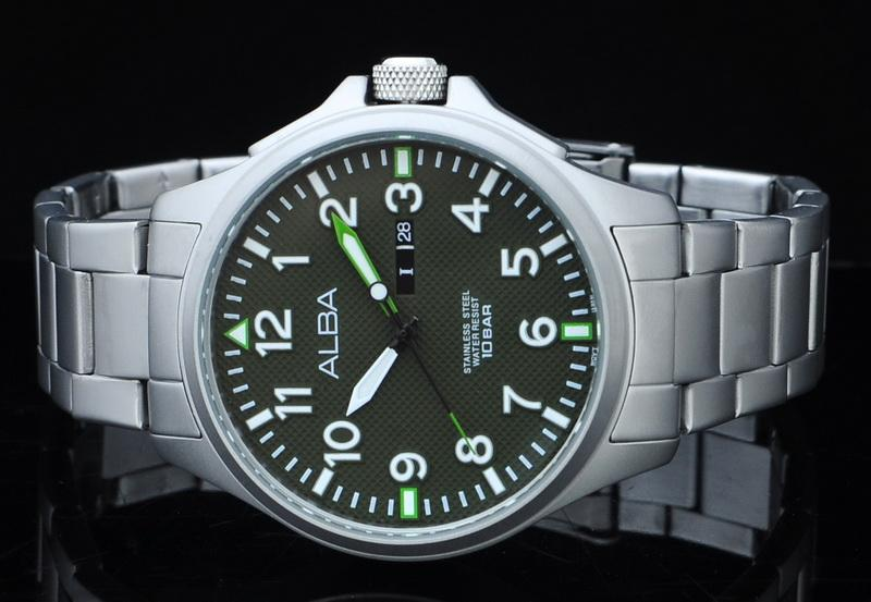 Alba Watch Produced by Seiko VJ33-X016GWS