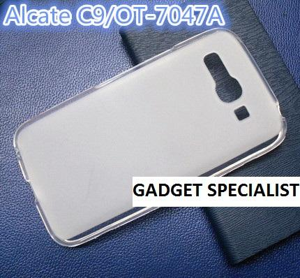 ALCATEL ONE TOUCH POP C9 7047D TPU SOFT HANDPHONE CASE