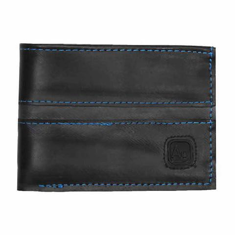 Alchemy Goods Franklin Eco Vegan Wallet – Blue