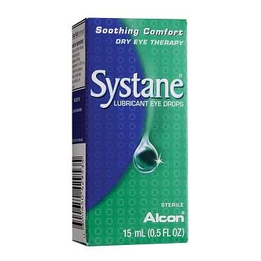 Alcon Systane Lubricant Eye Drops 15ml (for Dry Eyes)