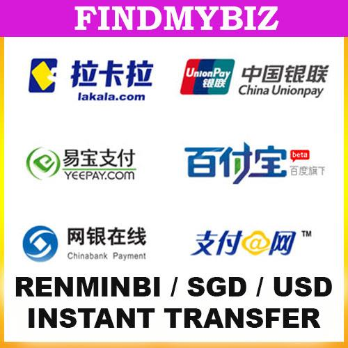 instant bank transfer
