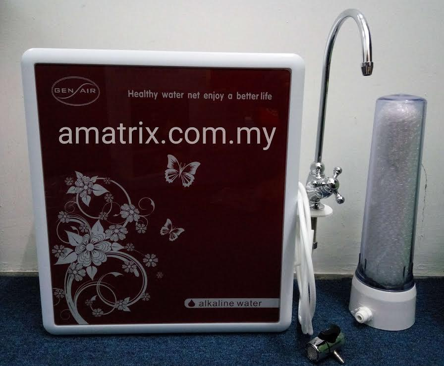 ALKALINE WATER DIRECT DRINKING MACHINE K-10R