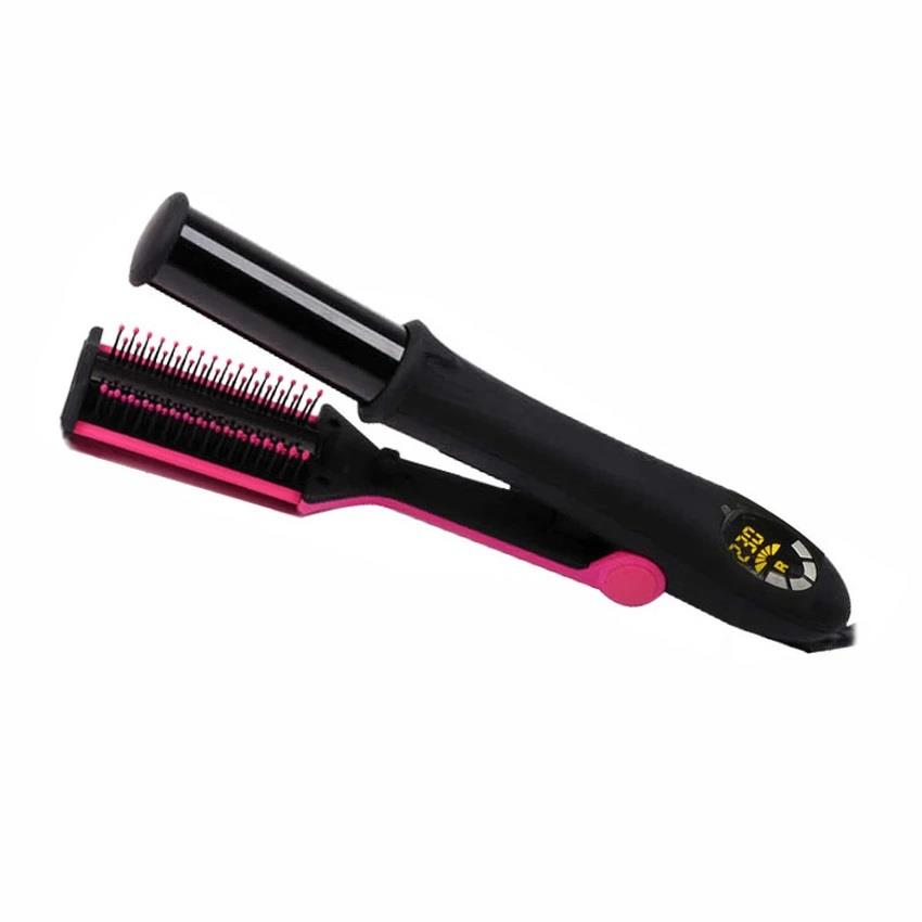 Alpha Living 3-in-1 Rotating Hair Styler Rotating Hot Iron
