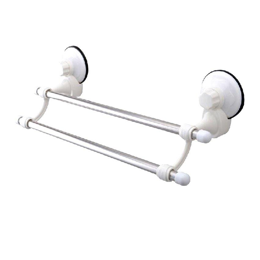 Alpha Living Magic Towel Holder, Suction Cup (HGN0018)