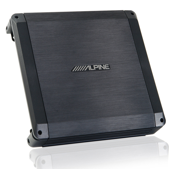 Alpine BBX-T600 2 Channel Car Audio Amplifier 70W RMS x 2 at 2 ohms