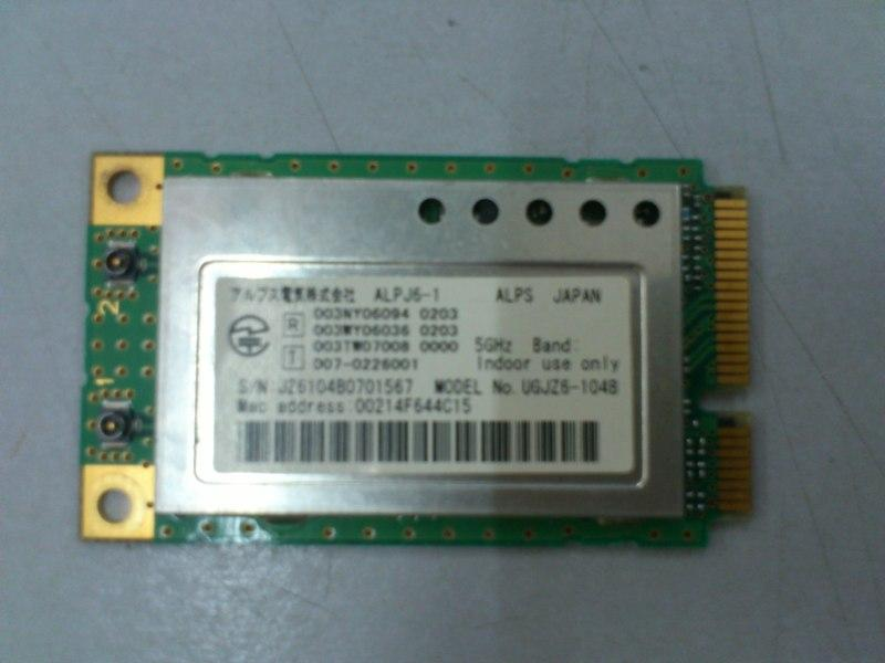 ALPS Atheros AR5006EXS Mini PCI-E Wireless Cars NEC 260813