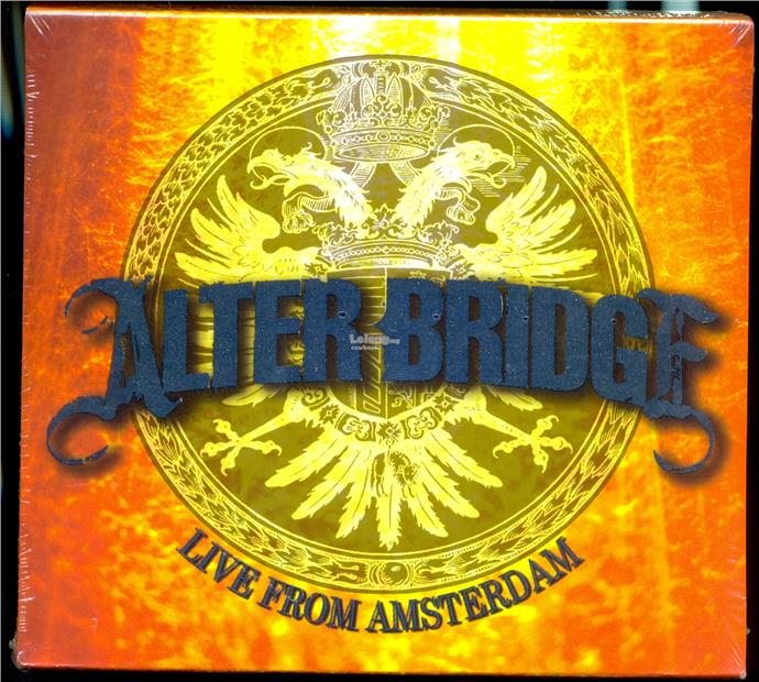 Alter Bridge - Live From Amsterdam - New DVD