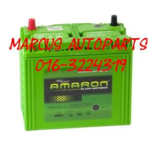 AMARON HI-LIFE NS60/L CAR BATTERY