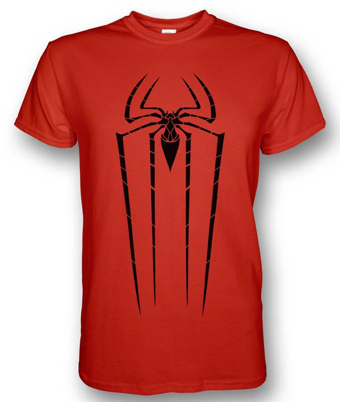 The Amazing Spider-Man T-shirt Red