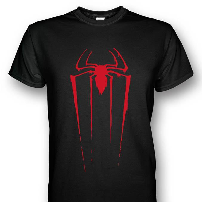 The Amazing Spider-Man Wall Paint T-shirt